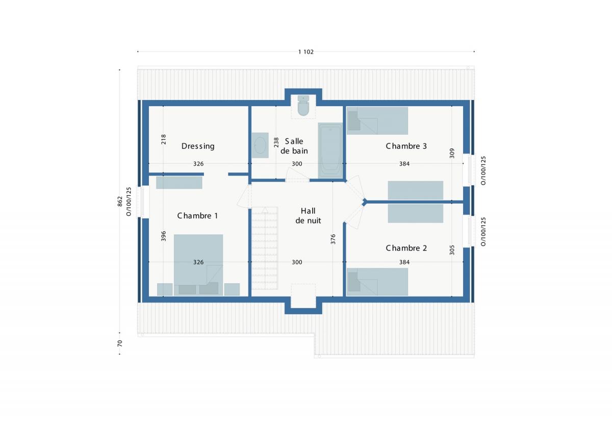 Plan_Maison_Ficus_Etage