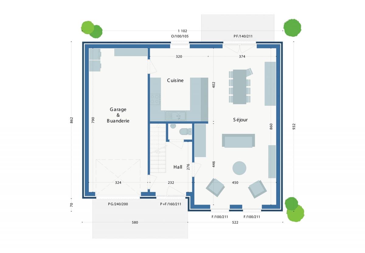 Plan_Maison_Ficus_RC