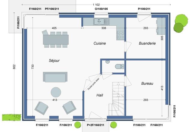 Plan_Maison_Bambou_RC