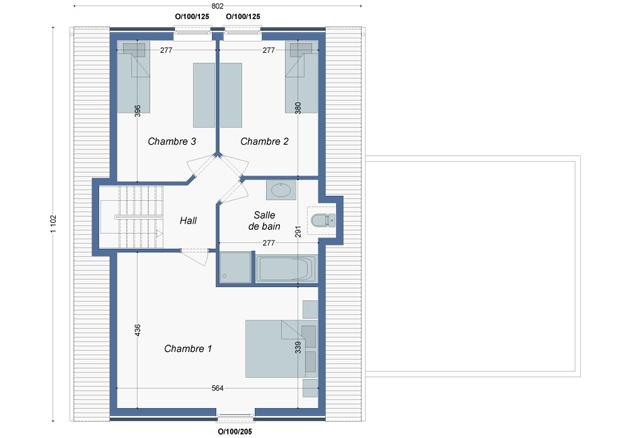 Plan_Maison_Bergamotte_Etage