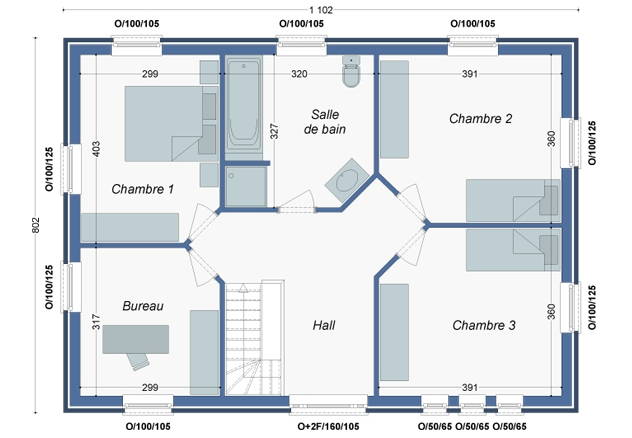 Plan_Maison_Cumin_Etage