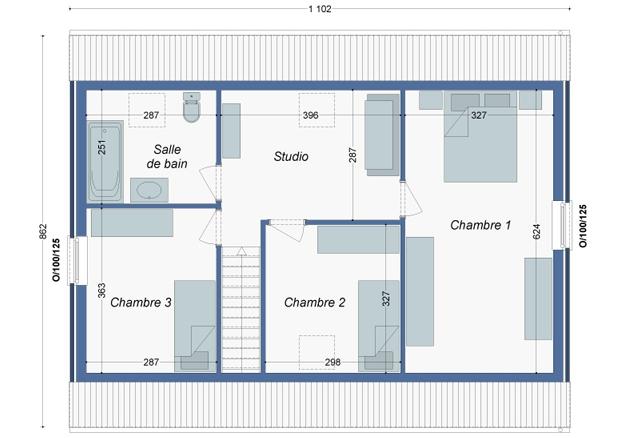Plan_Maison_Menthe_Etage